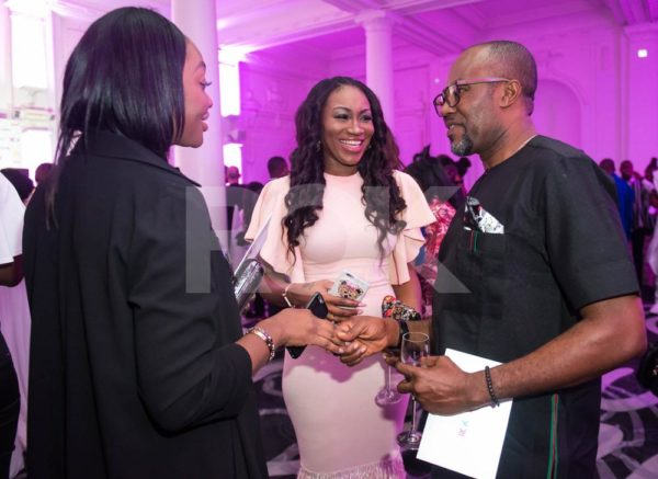 #RokOnSky Launch Shuts Down London with Mary Njoku & Nollywood Stars-42