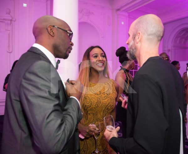 #RokOnSky Launch Shuts Down London with Mary Njoku & Nollywood Stars-44