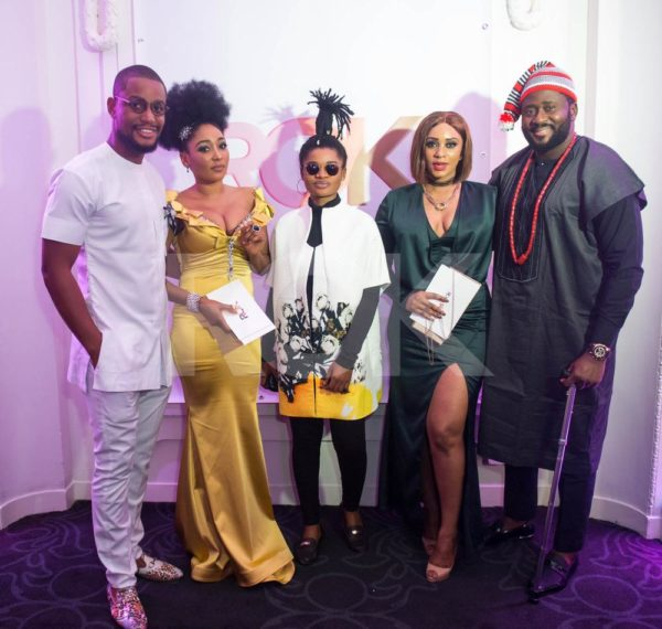 #RokOnSky Launch Shuts Down London with Mary Njoku & Nollywood Stars-47
