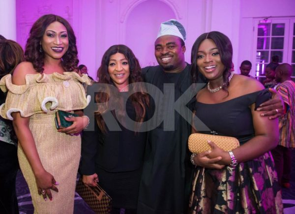 #RokOnSky Launch Shuts Down London with Mary Njoku & Nollywood Stars-51