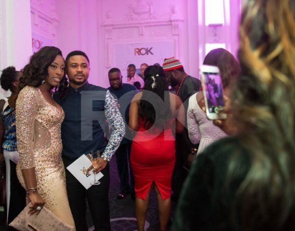 #RokOnSky Launch Shuts Down London with Mary Njoku & Nollywood Stars-53