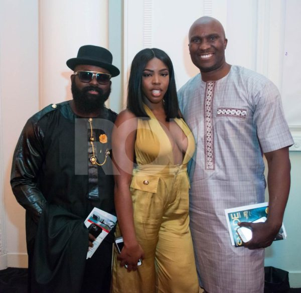 #RokOnSky Launch Shuts Down London with Mary Njoku & Nollywood Stars-54