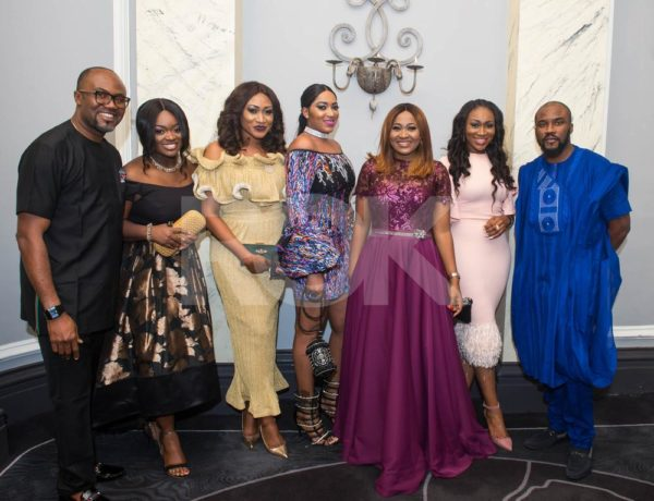 #RokOnSky Launch Shuts Down London with Mary Njoku & Nollywood Stars-59