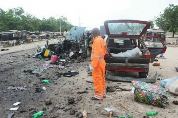 Scene of Maiduguri Attack2