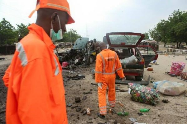 Scene of Maiduguri Attack3