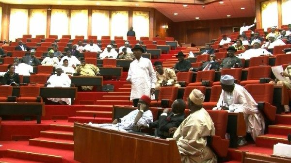 Senate adjourns Plenary due to broken AC - BellaNaija