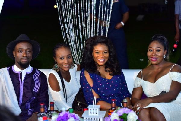 Sir Dauda, Aramide, Kemi Adetiba and Gbemi Olateru-Olagbegi