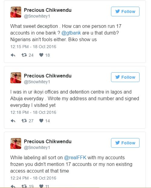 Sonia Chikwendu Tweets