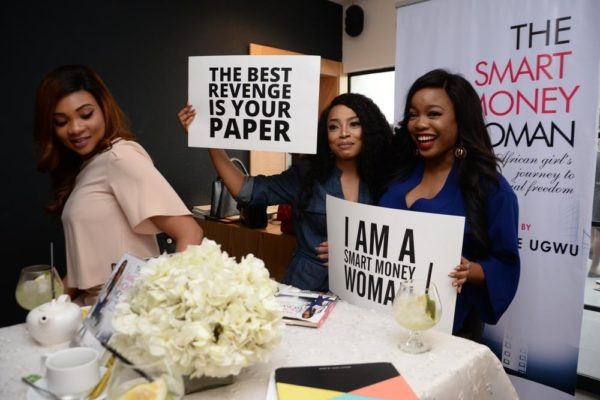 The Smart Money Woman - Lagos -RSVP7
