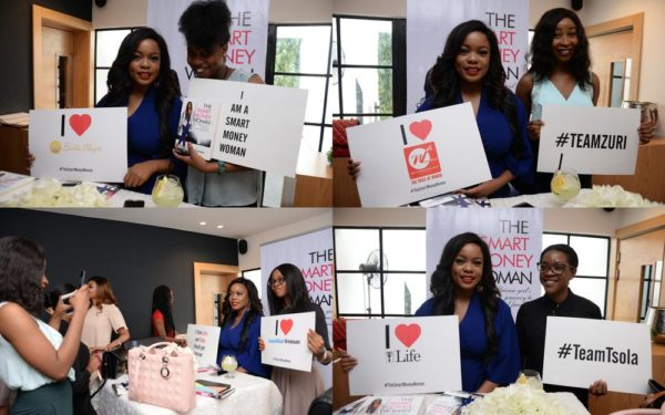The Smart Money Woman - Lagos -RSVP9