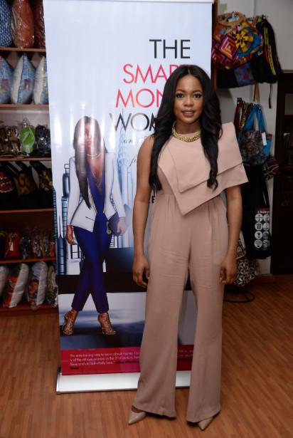 The Smart Money Woman - Lagos Terra Kulture 9