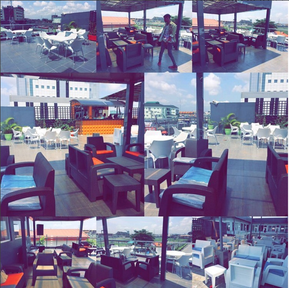 Ubi Franklin & Lilian Esoro to Launch Lekki Lounge