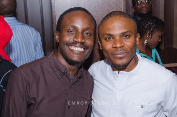 Tolu Ogunlesi and Bankole Omishore