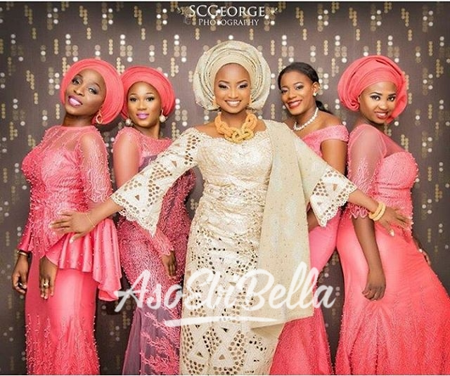 Tolu& her #asoebibella for #bolt2016 Bride in @elanfashion_ng Fabrics by @bimmms24 Photography by @scgeorge1 Event by @marcusmith_events