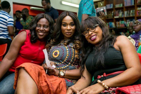 Tosan , Tonya Okojie-Lawani, and Ifeoma