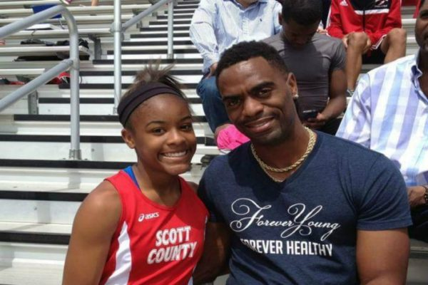 Stray Bullet Kills US Olympic Sprinter, Tyson Gay's Teenage Daughter