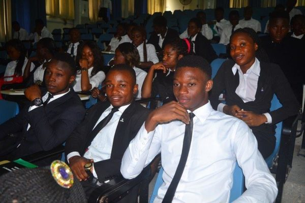 Undergraduates of Law-University of Calabar
