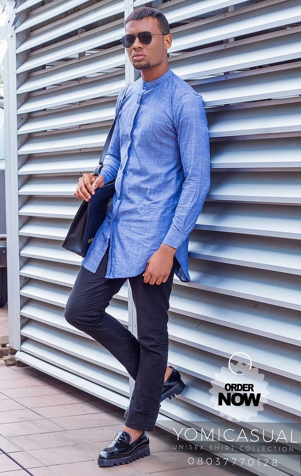 Yomi Causal unisex shirt collection_AYO ALASI STUDIOS-1911 copy_bellanaija