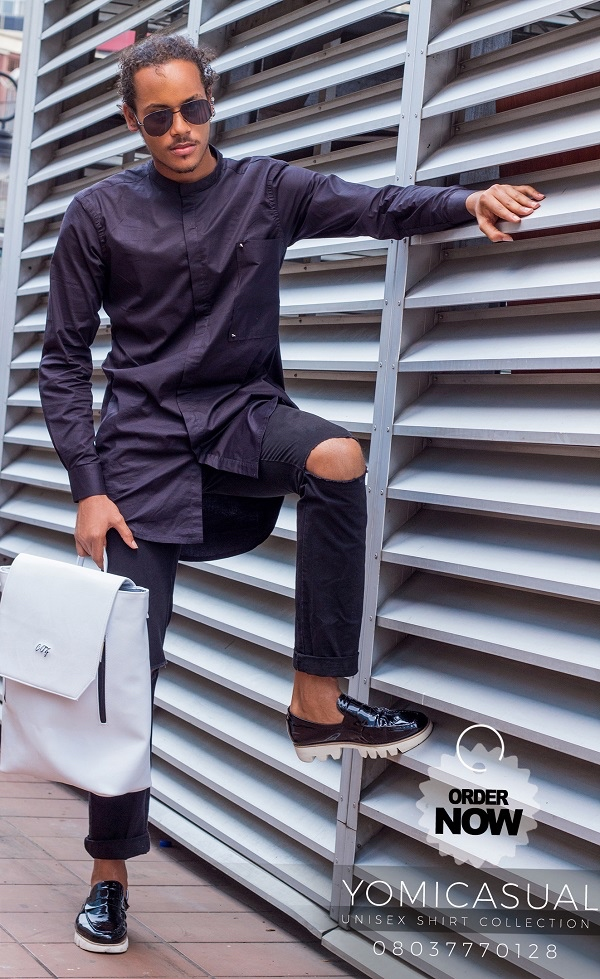 Yomi Causal unisex shirt collection_AYO ALASI STUDIOS-1939 copy_bellanaija