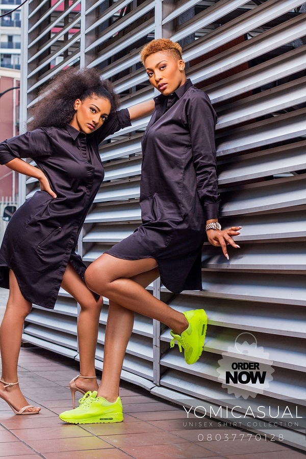 Yomi Causal unisex shirt collection_AYO ALASI STUDIOS-2282 copy_bellanaija