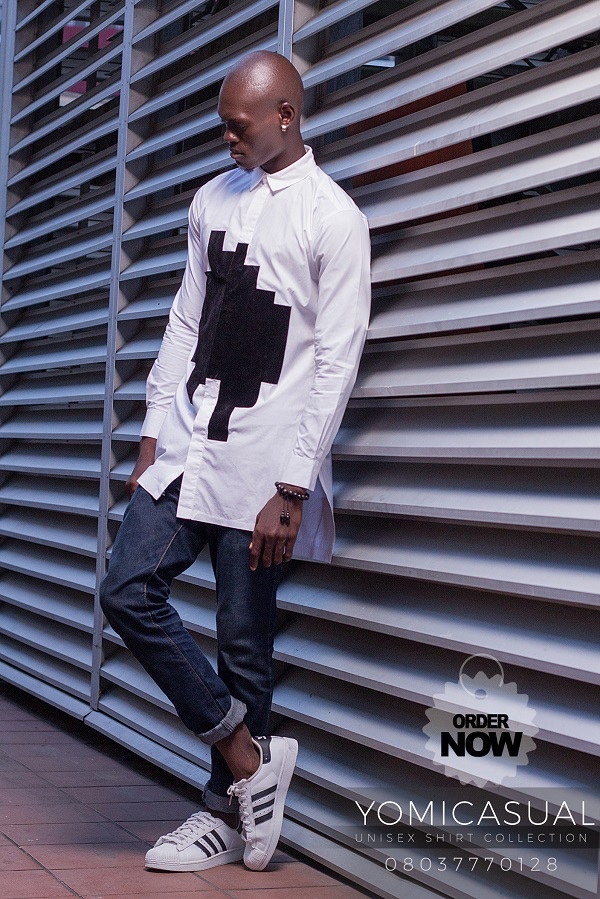 Yomi Causal unisex shirt collection_AYO ALASI STUDIOS-2401 copy_bellanaija