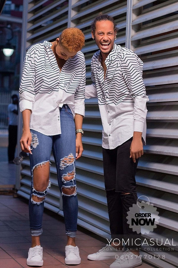 Yomi Causal unisex shirt collection_AYO ALASI STUDIOS-2435 copy_bellanaija