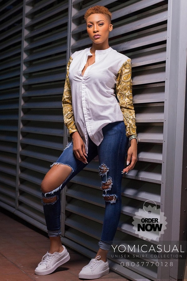 Yomi Causal unisex shirt collection_AYO ALASI STUDIOS-2465 copy_bellanaija