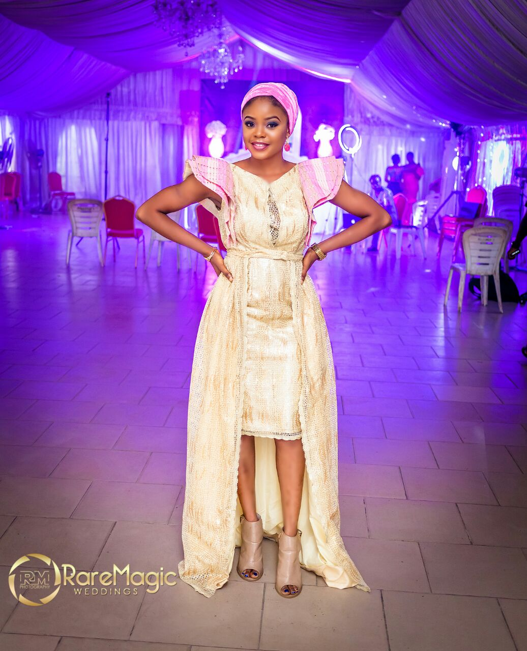 Yoruba Wedding Inspiration by Gbenga Artsmith_IMG-20160925-WA0015