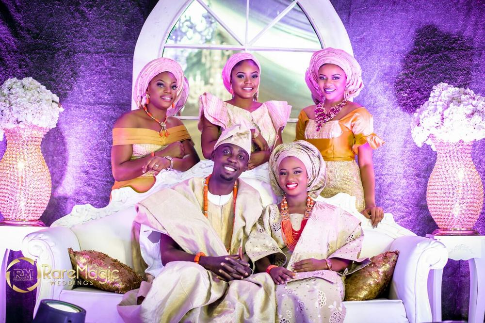 Yoruba Wedding Inspiration by Gbenga Artsmith_IMG-20160925-WA0017
