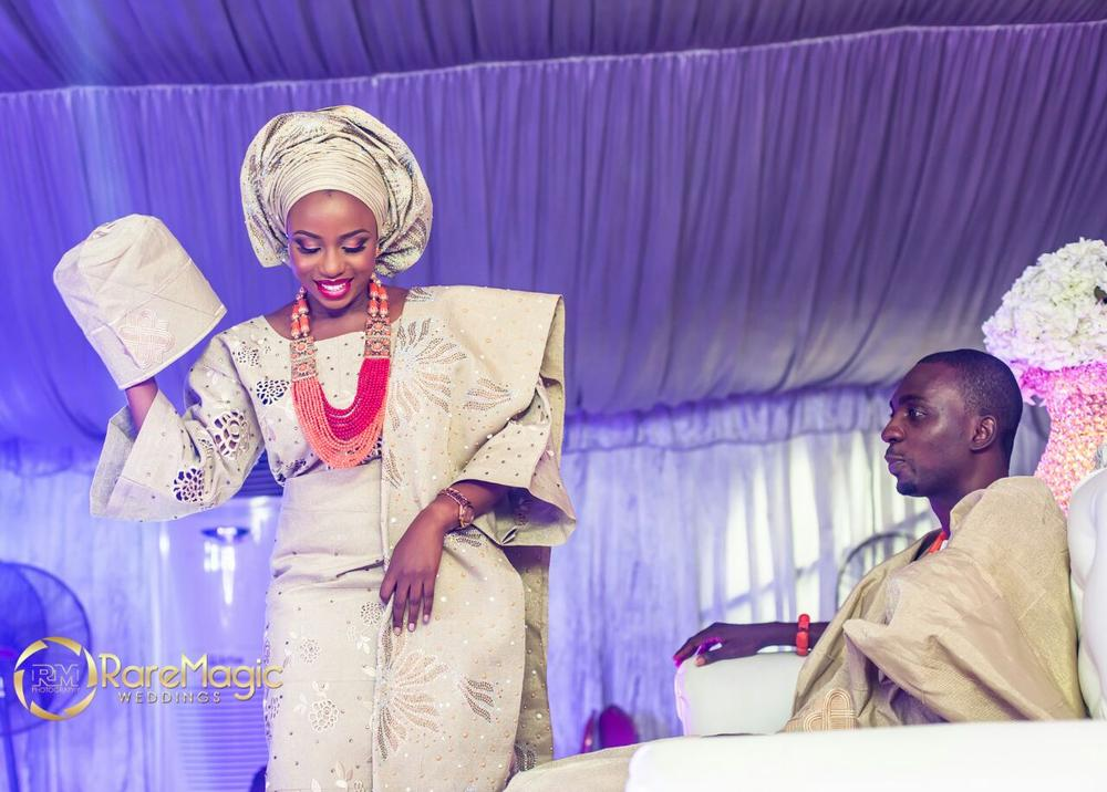 Yoruba Wedding Inspiration By Gbenga Artsmith Img 20160925 Wa0019