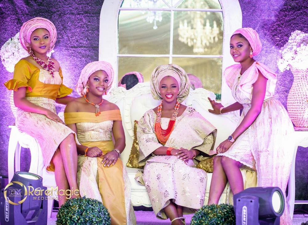 Yoruba Wedding Inspiration by Gbenga Artsmith_IMG-20160925-WA0021