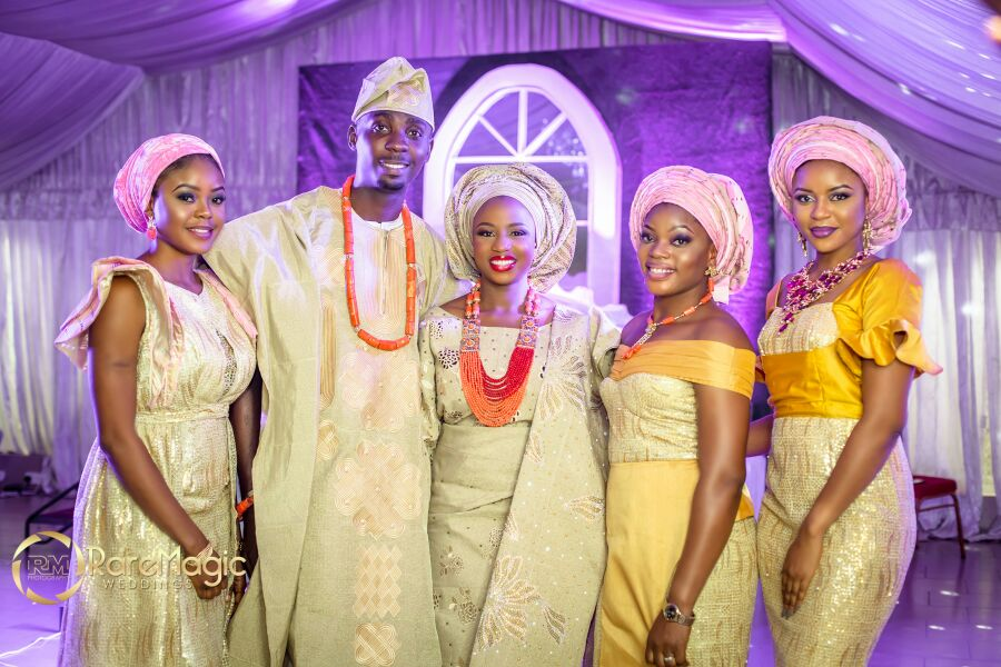 Yoruba Wedding Inspiration by Gbenga Artsmith_IMG-20160925-WA0023
