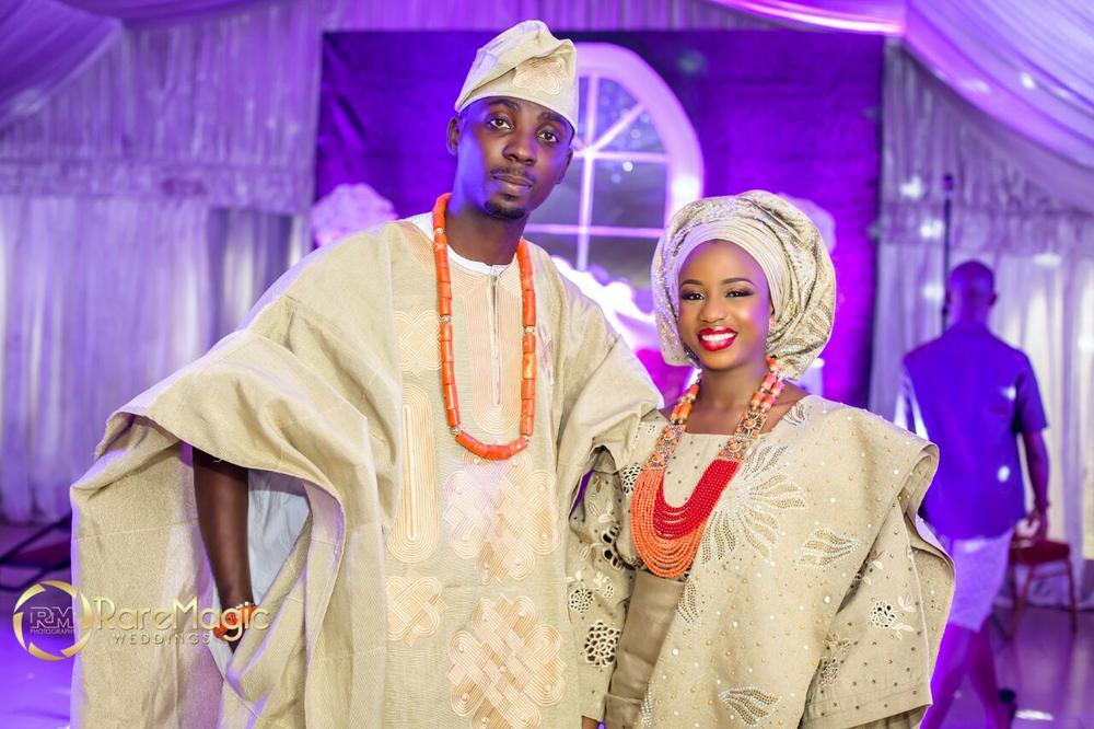 Yoruba Wedding Inspiration By Gbenga Artsmith Img 20160925 Wa0030