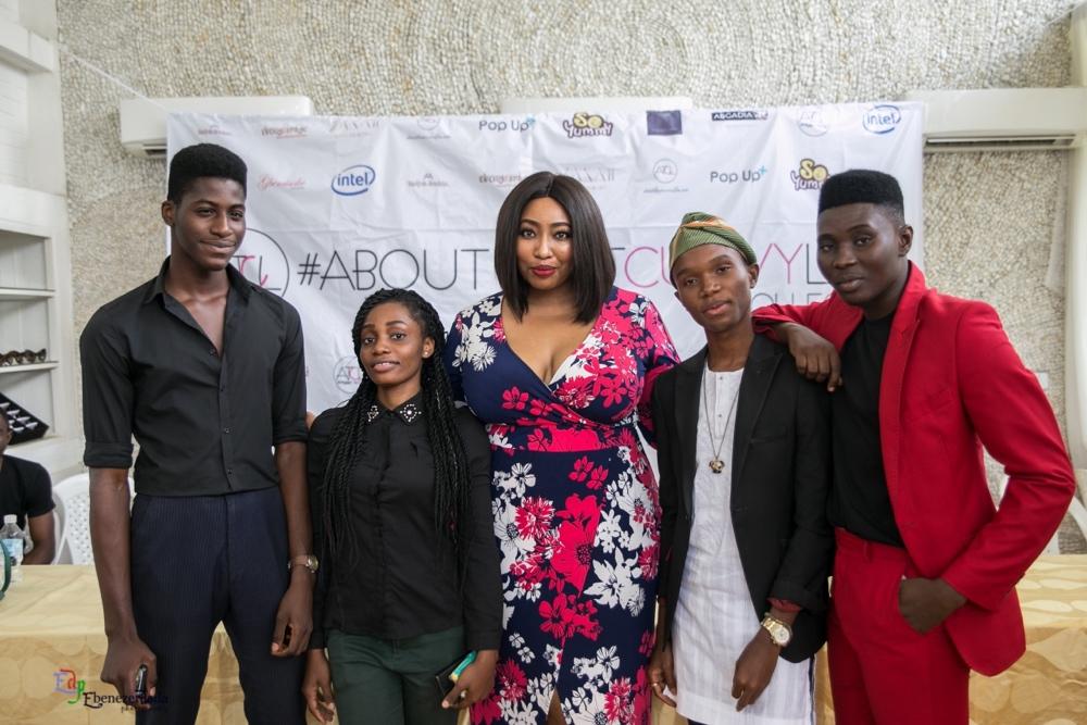 atcl_Ajibola Babatund Aweda, Anne Okwuzi, Latasha Ngwube, James Opara and Emmanuel Sadi (ATCL Team)_bellanaija