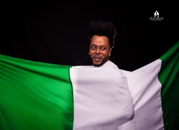 Nollywood Actor Benson Okonkwo has got People Talking with his Independence Day Photos
