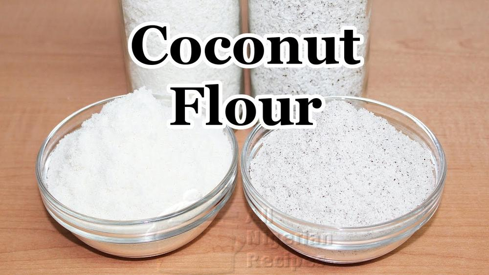 coconut flour bellanaija