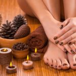 dreamstime_pedicure feet nails manicure