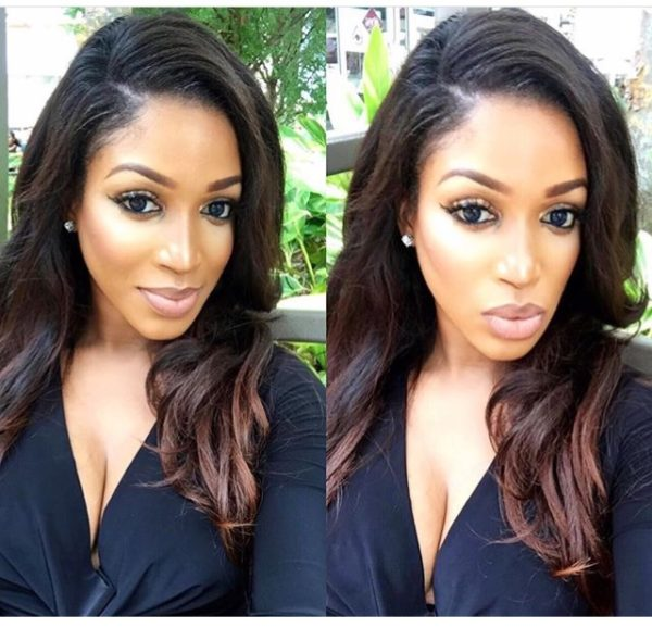 Image result for Former beauty queen, Dabota Lawson  reportedly welcomes baby girl