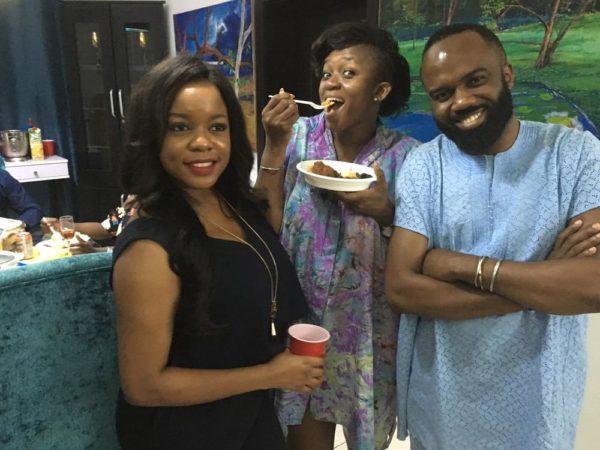 Arese Ugwu, Waje & Noble Igwe