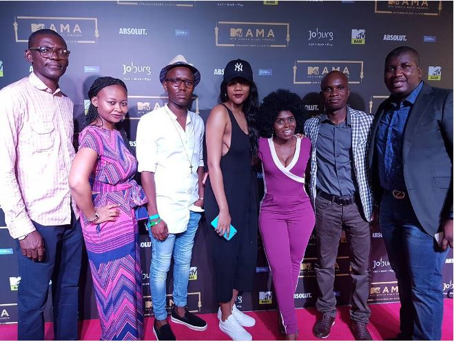 First Photos: Olamide, Gbenro Ajibade, Simi, Patoranking & More Stars Attend the #Road2MAMA Event in Lagos
