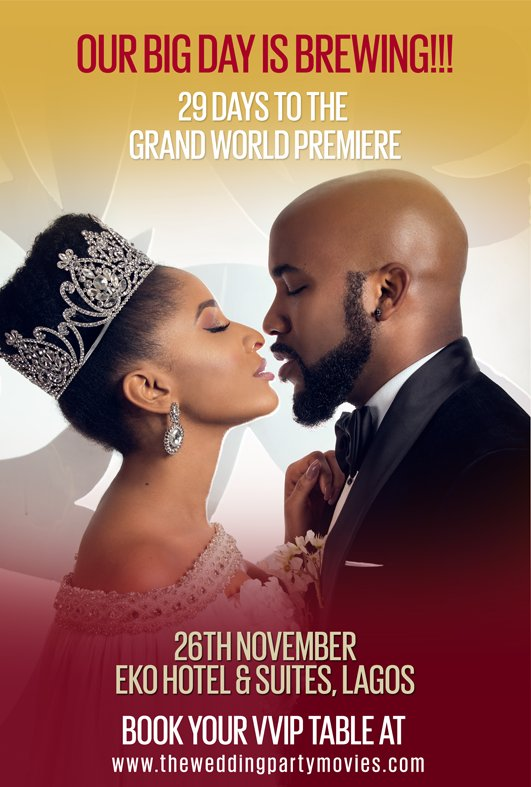 Things To Know About The Wedding Party Banky W Plays Ireti