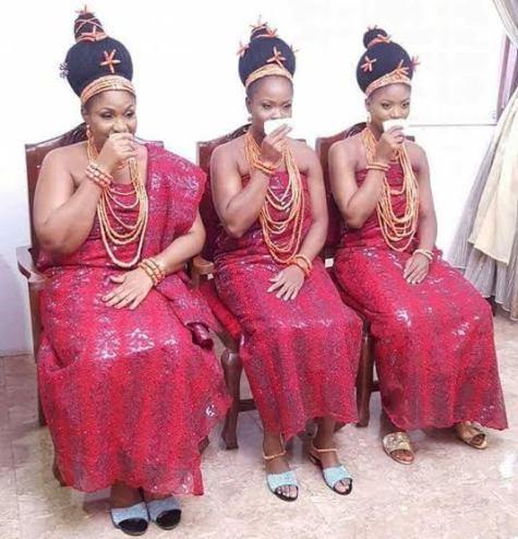 wives of Oba of Benin