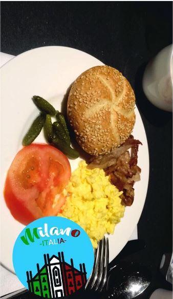 ...breakfast is bae!
