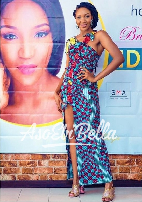 @doctoridia in @lisafolawiyo Styled by @s_b_youme Photography by @photographerch