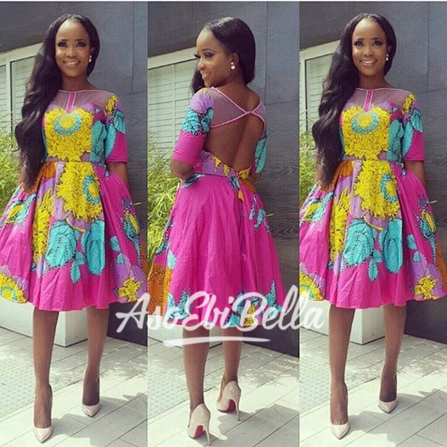 @iamnini1 in @divine_fabrics_designs