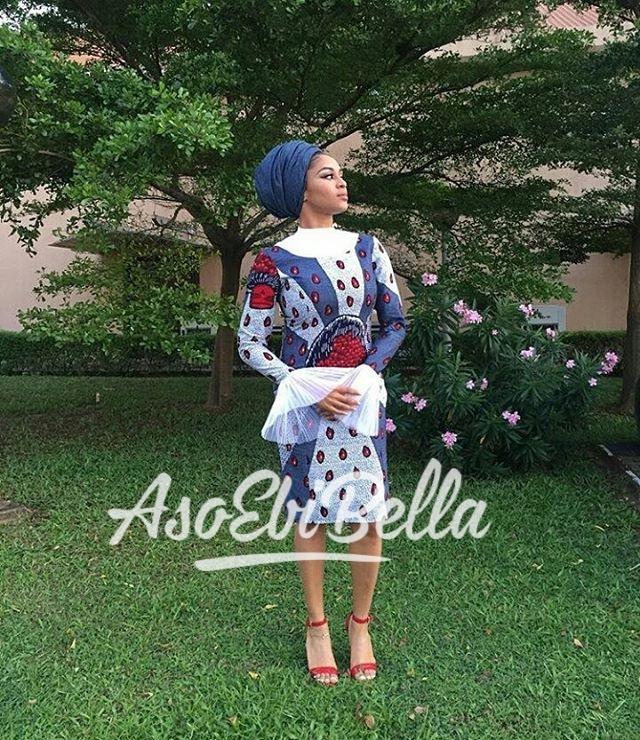 @munachiabii in @lolabaej styled by @moashystyling