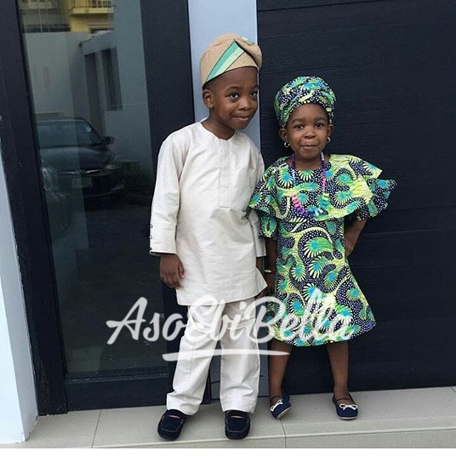 @oolashoju kids in @shopejire