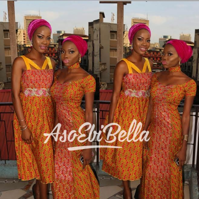 @slimkim19 & sister mua @allbymebeautiesdresses by @kandy_casual_wears