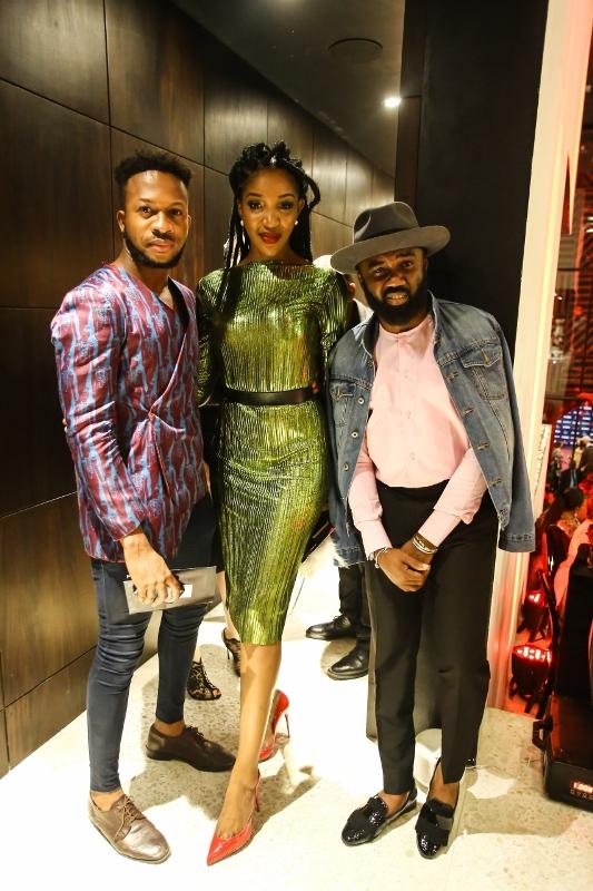 Adebayo Oke Lawal, Idia Aisien, Noble Igwe