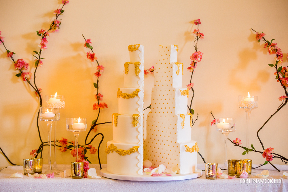 Too Pretty with a Twist! Blush & Gold Styled Wedding Shoot by ...